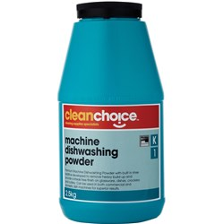 CLEAN CHOICE KITCHEN CLEANER Dishwasher Powder 2.5kg
