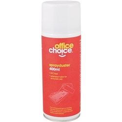 OFFICE CHOICE SPRAYDUSTER 400ml HFC Free