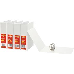 OFFICE CHOICE LEVER ARCH FILES Insert A4 Enviro White