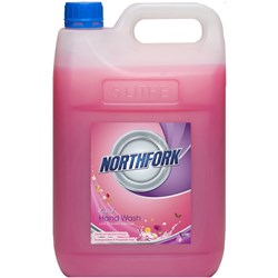 NORTHFORK  LIQUID HAND WASH 5L Pink