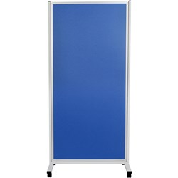 ESSELTE MOBILE DISPLAY PANEL 1800X900MM BLUE