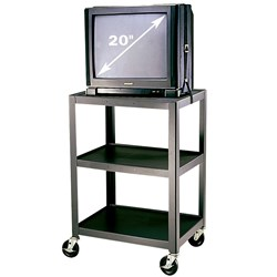 TUFFY UTILITY TROLLEY 86CM 3 SHELF