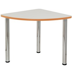 QUORUM GEOMETRY MEETING TABLES QUARTER ROUND 750MM