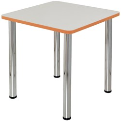 QUORUM GEOMETRY MEETING TABLES SQUARE 750X750MM