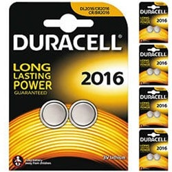 ENERGIZER  SPECIALITY BUTTON  Battery DL2016 / CR2016 LITHIUM 2 pack