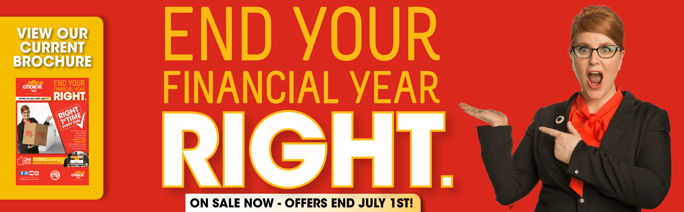 End Your Financial Year Right!